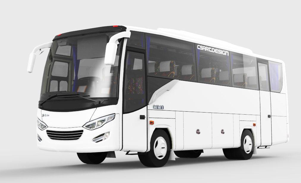 Sewa Mobil Aceh Medium Bus
